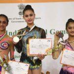 J&K wins first medal at Khelo India School Games in Rhythmic Gymnastics