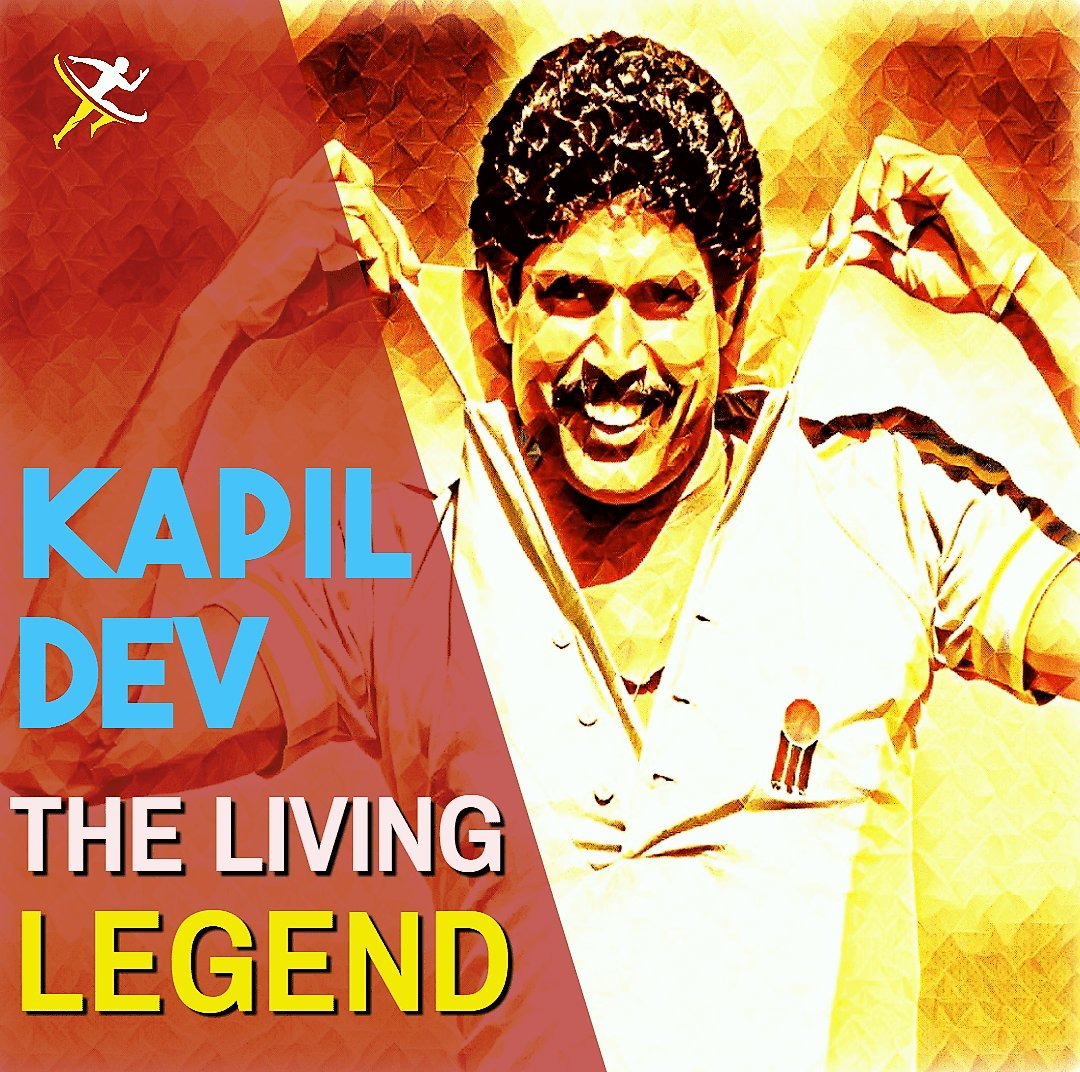 Kapil Dev – A Tribute to the greatest all-rounder of India by KreedOn Kapil Dev - A Tribute to the greatest all-rounder of India Kapil Dev - A Tribute to the greatest all-rounder of India