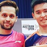 Parupalli Kashyap ends three year Drought – Wins Austrian Open Challenge