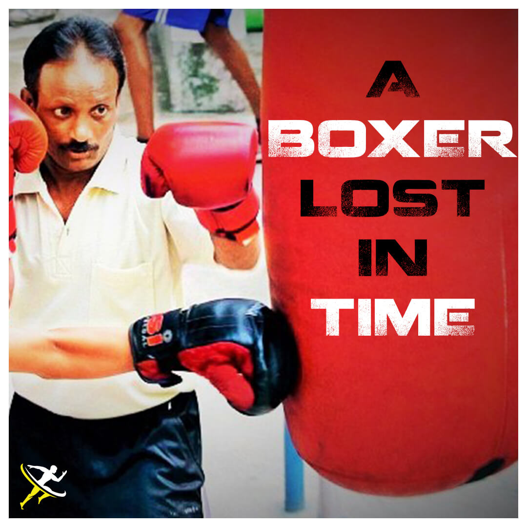 """Krishna Routh- """"THE PLIGHT OF AN INDIAN BOXER: FROM BOXING TO SWEEPING"""" is locked THE PLIGHT OF AN INDIAN BOXER: FROM BOXING TO SWEEPING by KreedOn