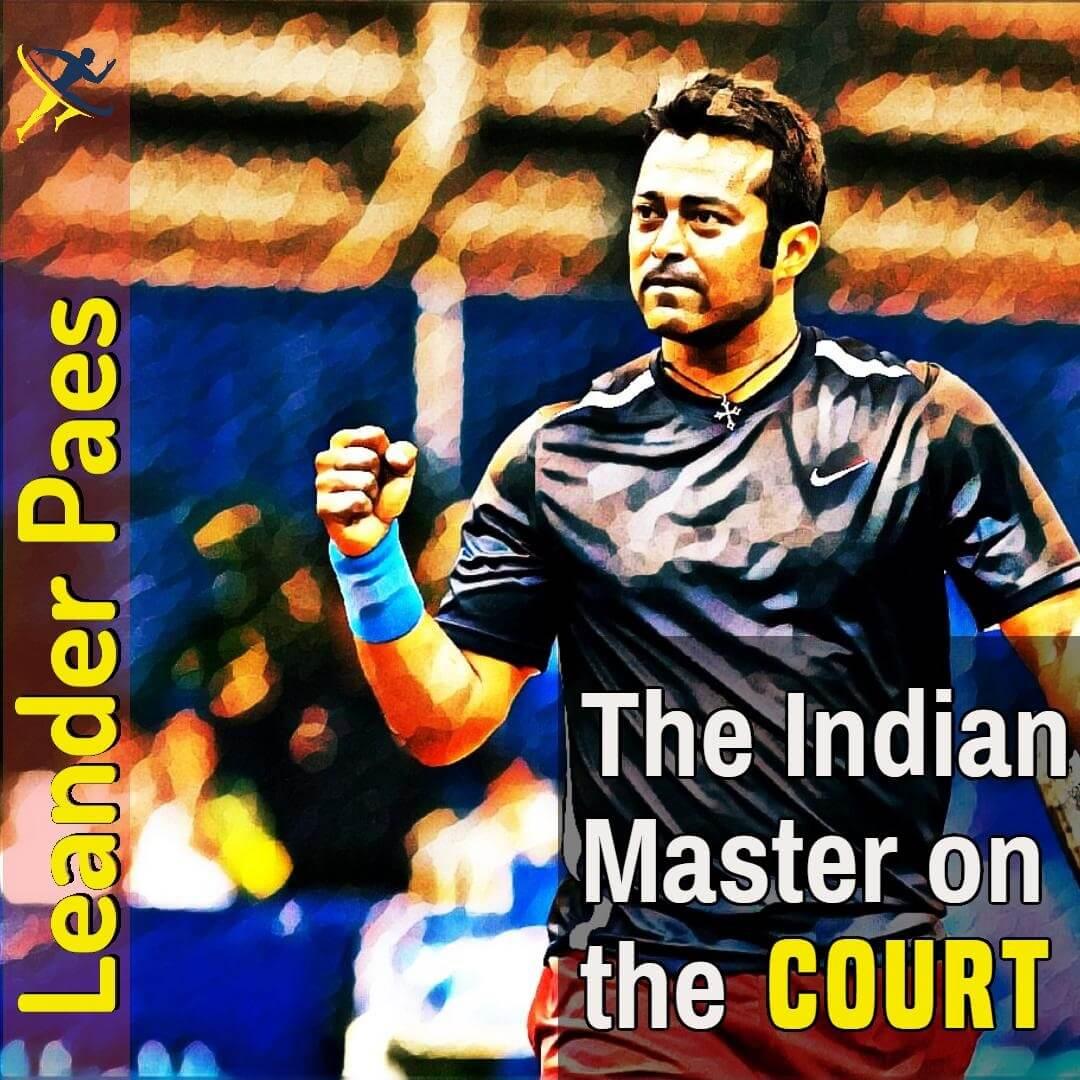 leander-paes by kreedon||Leander Paes - KreedOn - Tennis|Leander Paes - Tennis - KreedOn