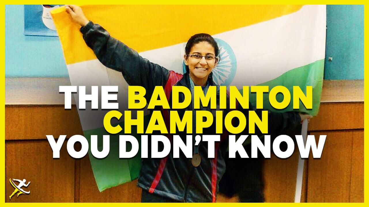 Nabha Wamburkar - KreedOn - Badminton