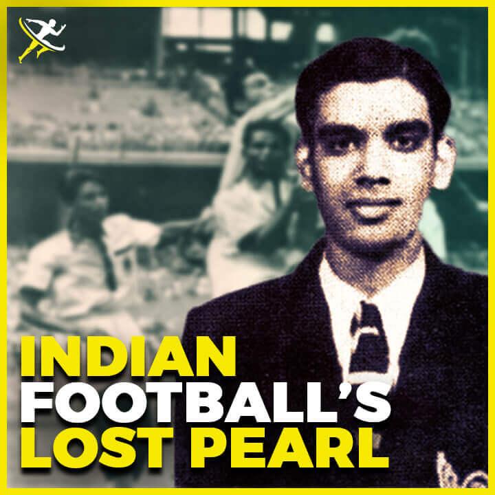 Neville Desouza - INDIAN FOOTBALL'S LOST PEARL by KreedOn