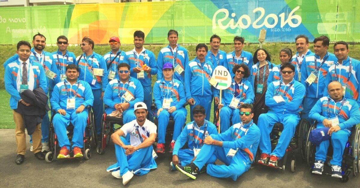 Indian Paralympic Players   KreedoN
