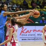 Meet Poonam Chaturvedi  – Tallest Indian Basketball player