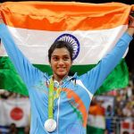 PV Sindhu will be India's Flag Bearer at the 2018 Commonwealth Games