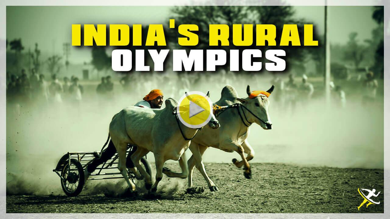 rural olympics by KreedOn