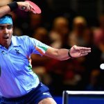 Three time Commonwealth Gold medallist Sharath Kamal looking for a fourth