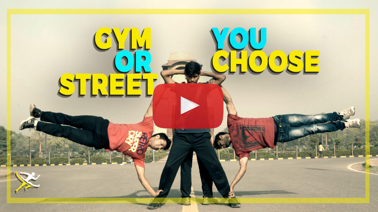 street free workout - KreedOn 