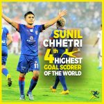Sunil Chhetri – The Undisputed King of Indian Football