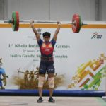 Kolhapur Girl Trupti Mane breaks youth national record to win Weightlifting Gold