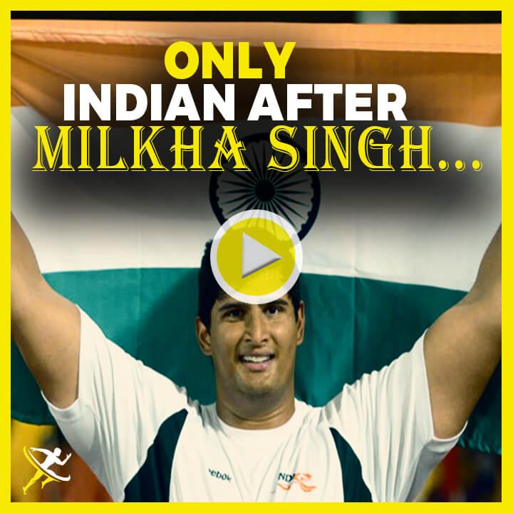Vikas Gowda - The hulk of Indian Athletics - KreedOn|Vikas Gowda - The hulk of Indian Athletics|Vikas Gowda - The hulk of Indian Athletics - KreedOn