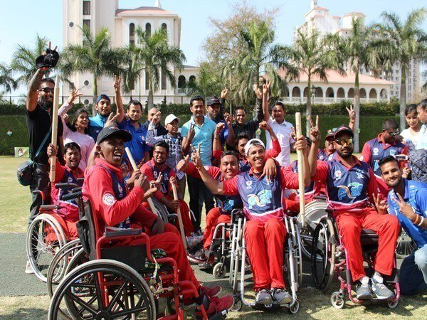 wheelchair cricket league kreedon|wheelchair cricket league kreedon