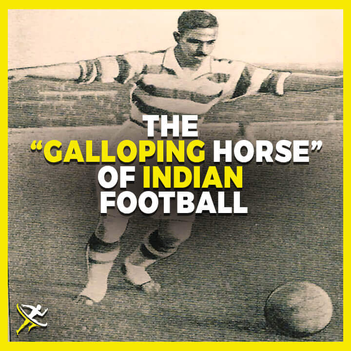 Yousuf Khan - Football India - KreedOn|Yousuf Khan - Indian Football Legend - KreedOn|Yousuf Khan - Indian Football Legend - KreedOn
