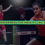 Standout Performers for India at Commonwealth Games 2018
