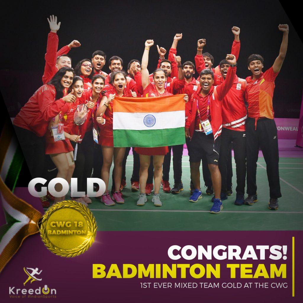team gold kreedon
