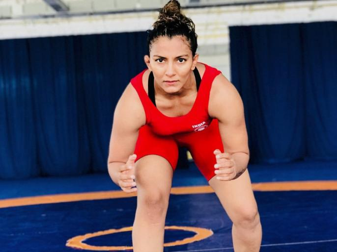 Geeta Phogat Indian Women Wrestlers Confident of Medals for
