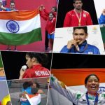 A Comprehensive list of GOLD medal winners at CWG 2018 for India