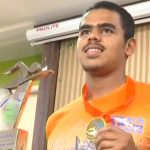 Pune boy Sampanna Shelar double crosses Bangla Channel – Sets World Record