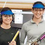 Heena Sidhu Shoots Gold in Hannover – Shri Nivetha bags Bronze
