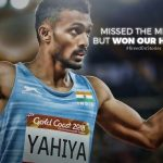 Mohammed Anas Yahiya : The Man who Missed the Medal but Won our Hearts