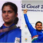 Anish Bhanwala and Manu Bhaker: Shooting Sensations Firing for Glory