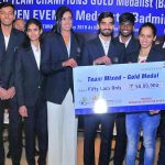 BAI gives Handsome Cash Rewards for Indian Badminton Players