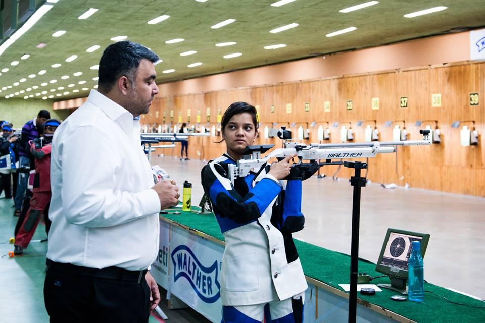 indian shooters kreedon