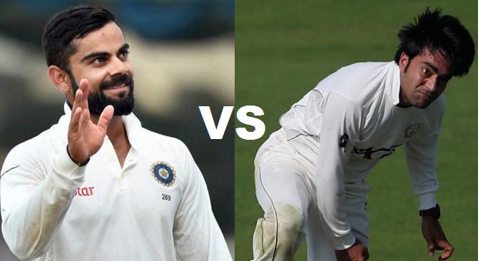 India vs Afghanistan kreedon