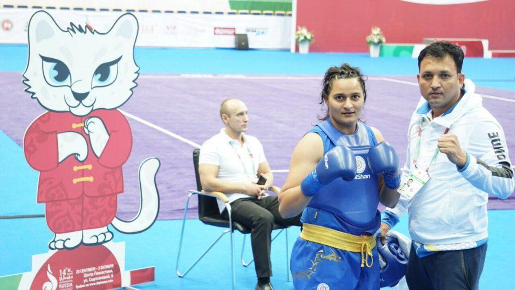 Meet Pooja Kadian First Ever Wushu World Champion Of India