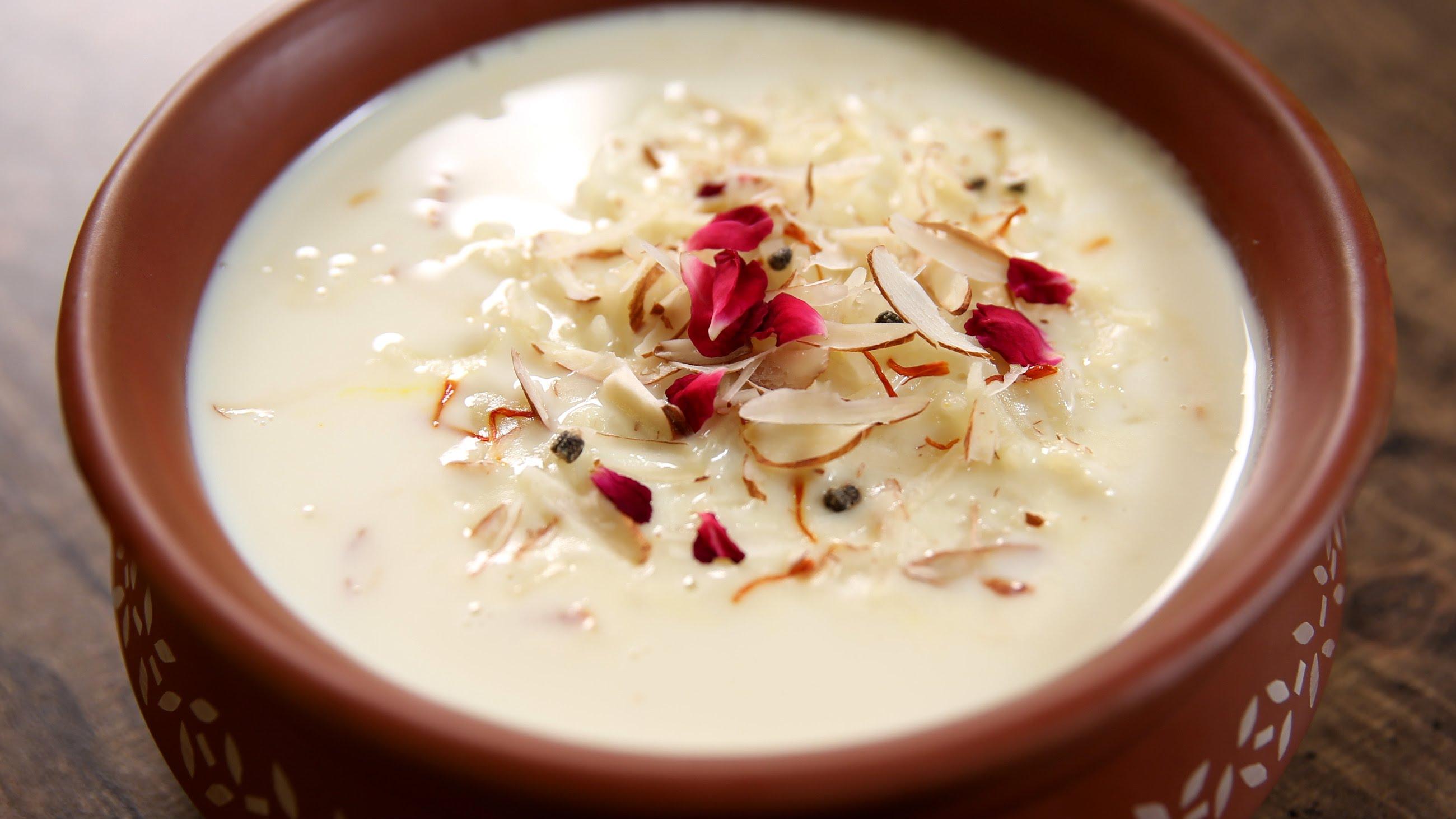 Indian Dessert - Kheer
