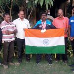 Forest Department Driver A Manimaran Wins Silver in Powerlifting