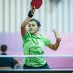 Mouma Das: One of the Leading Light of Indian Table Tennis