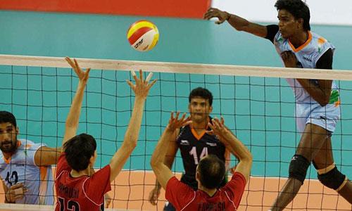 Pro Volleyball league kreedon