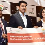 If Athlete Funds are delayed will sack the official: Rajyavardhan Singh Rathore