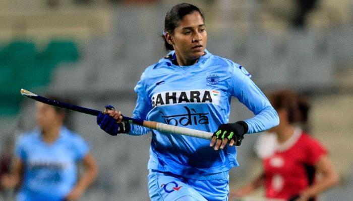 Rani Rampal - Hockey Player