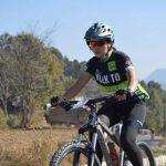 Cyclists Rubi Lombo looking for a spot in Team India