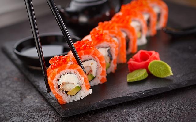 Japanese Food - Sushi