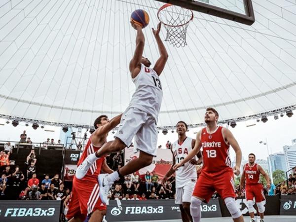 3x3 Basketball League kreedon