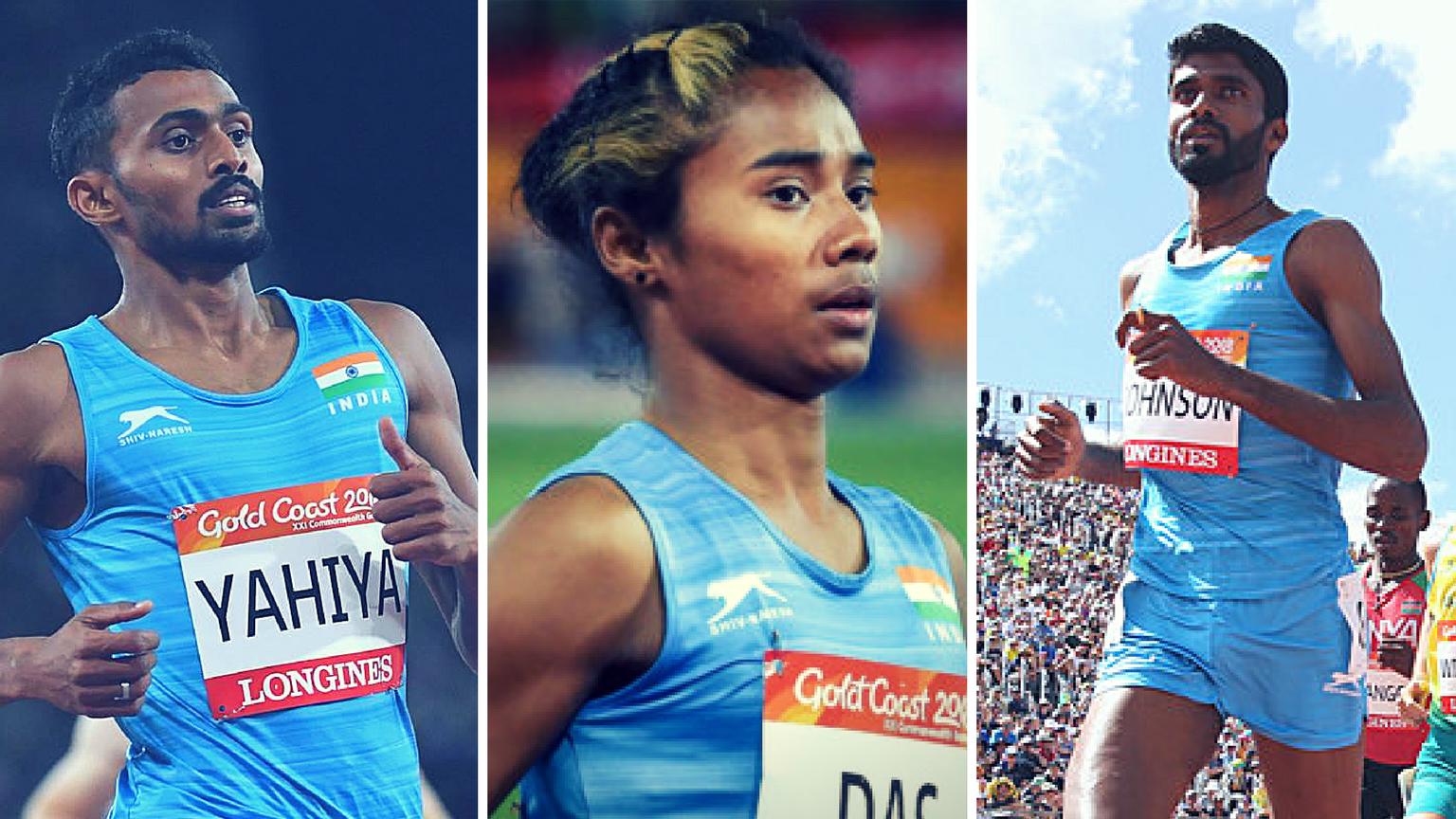 Indian Athletics - 2018 Asian Games - KreedOn
