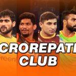 7 Most Expensive Players of Pro Kabaddi League season VI