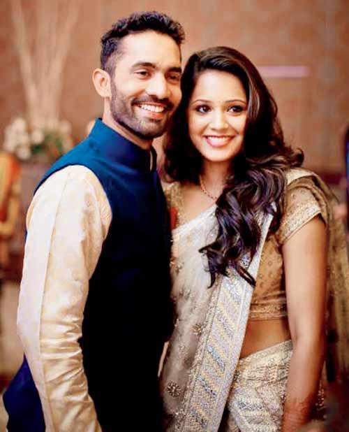 Sports Couples - Dinesh Karthik and Dipika Pallikal