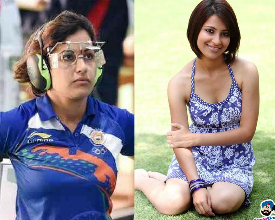Heena Sidhu - Sportswoman