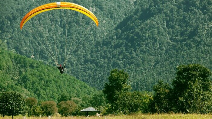 Paragliding - Adventure Sports