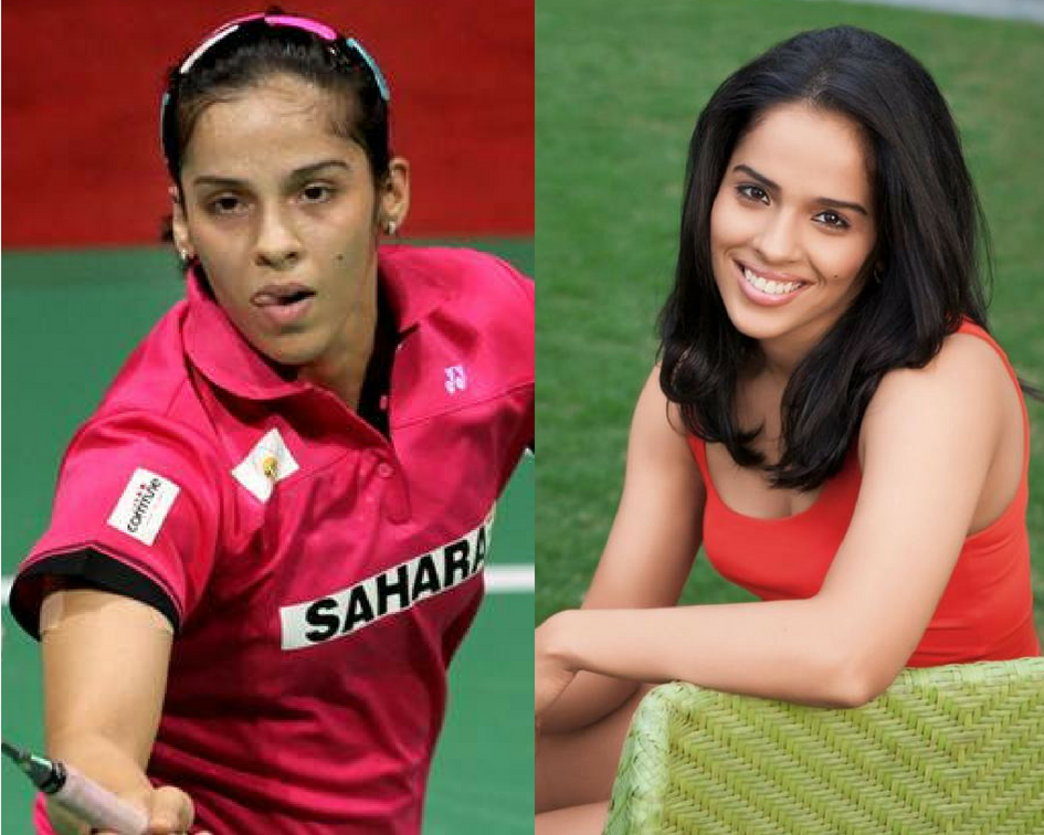 Saina Nehwal - Sportswoman