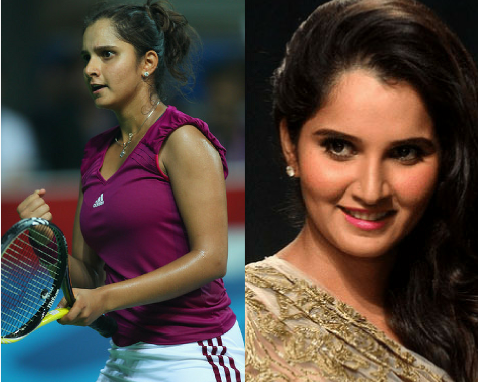 Sania Mirza - Sportswoman
