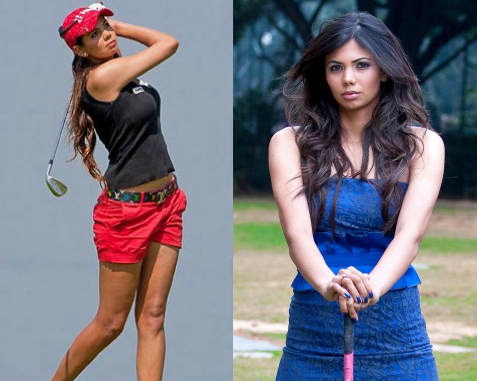 Sharmila Nicollet - Sportswomen