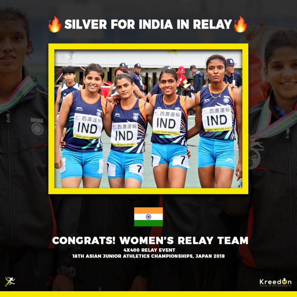 indian athletes kreedon