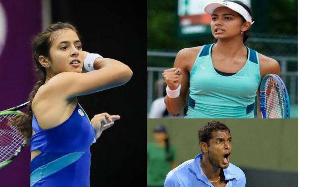 Indian tennis squad asian games 2018 kreedon