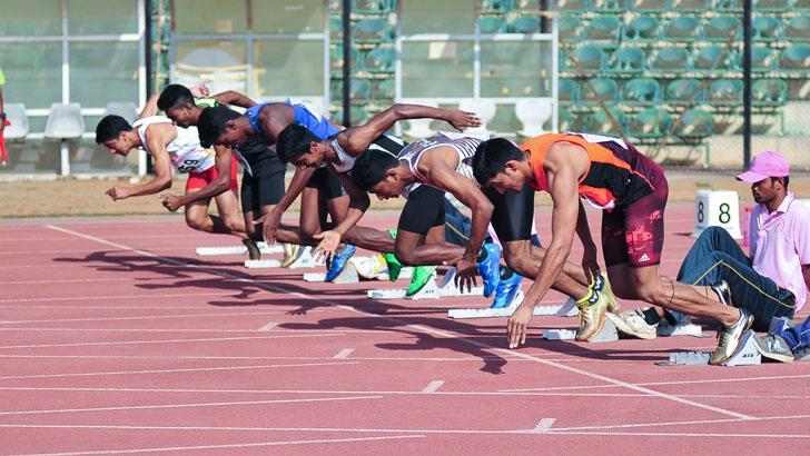 athletics federation of india kreedon